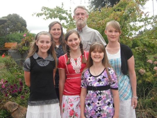 Crowe-Family-2012